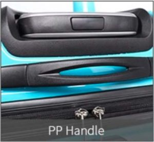 PP Handles Kid's luggage